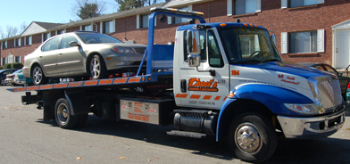 Light and Medium Duty Towing