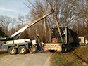Heavy Duty Wrecker Towing and Recovery Indiana
